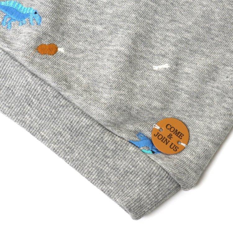刺繍 長袖