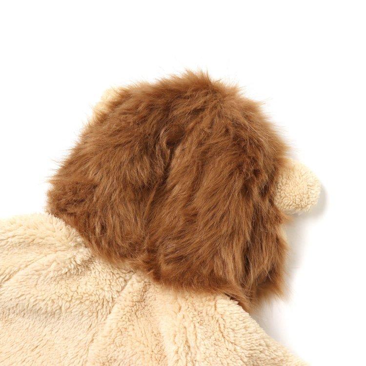 カバーオール 裏毛