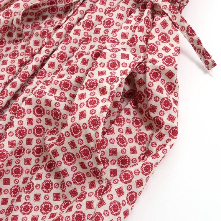 ベルト付き 半袖