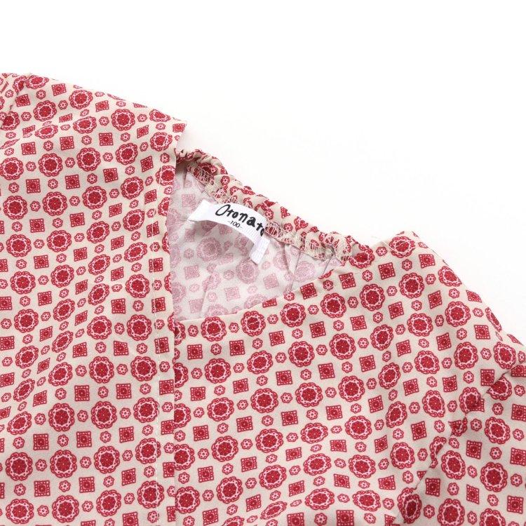 Vネック 半袖