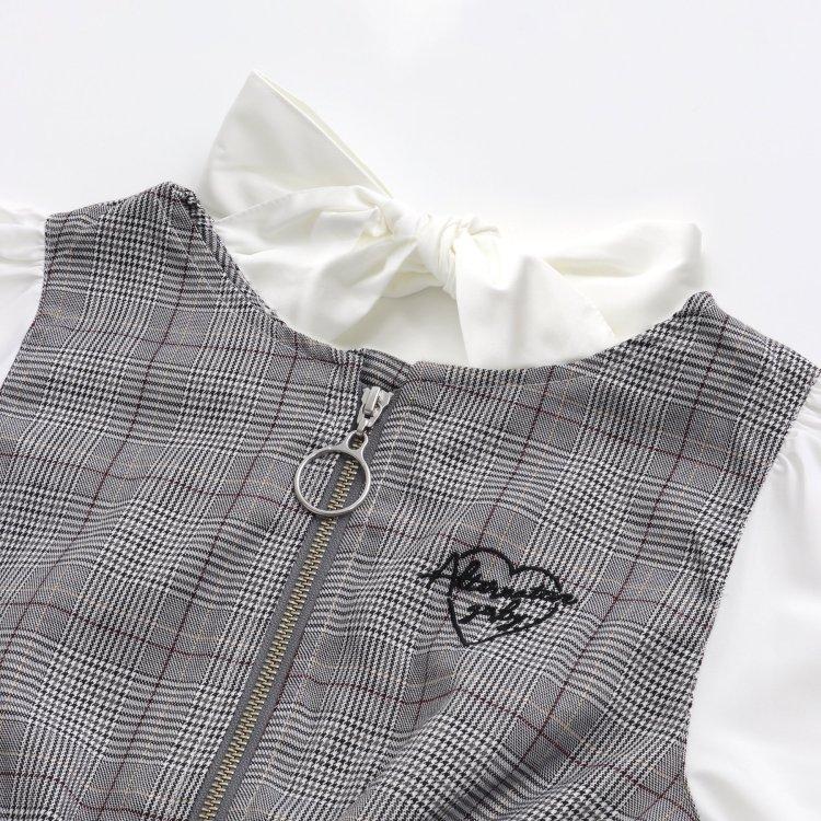 ラウンドネック 長袖