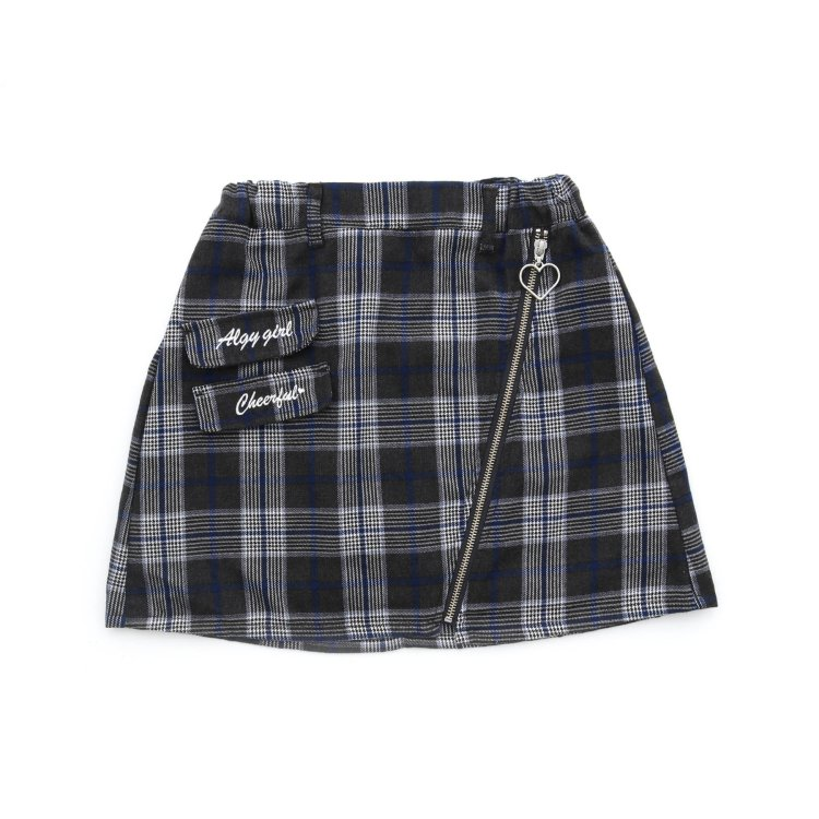 裏毛 スカート
