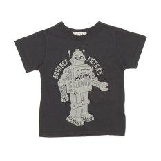 ブリキロボットプリントTシャツ