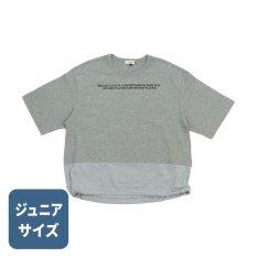 メッシュ切替Tシャツ ジュニア