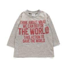 ブラスト加工Tシャツ