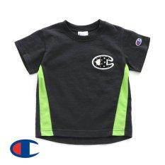 Champion(チャンピオン)コラボサガラワッペンTシャツ