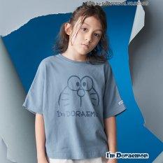 WEB限定 【I'm Doraemon】ビッグフェイスTシャツ