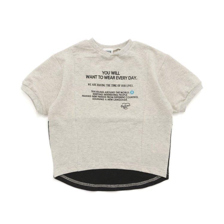 切り替え Tシャツ