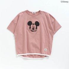 ディズニーキャラクター裾絞りTシャツ