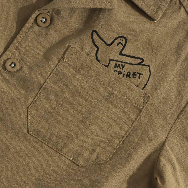 シンプル シャツ