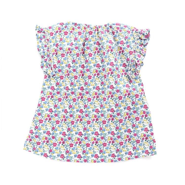 花柄 ドレス