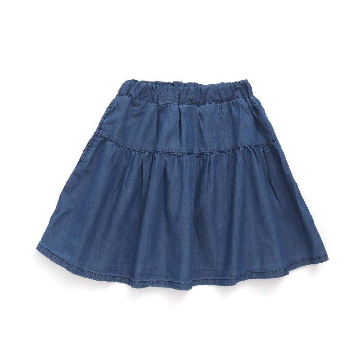 コットン スカート