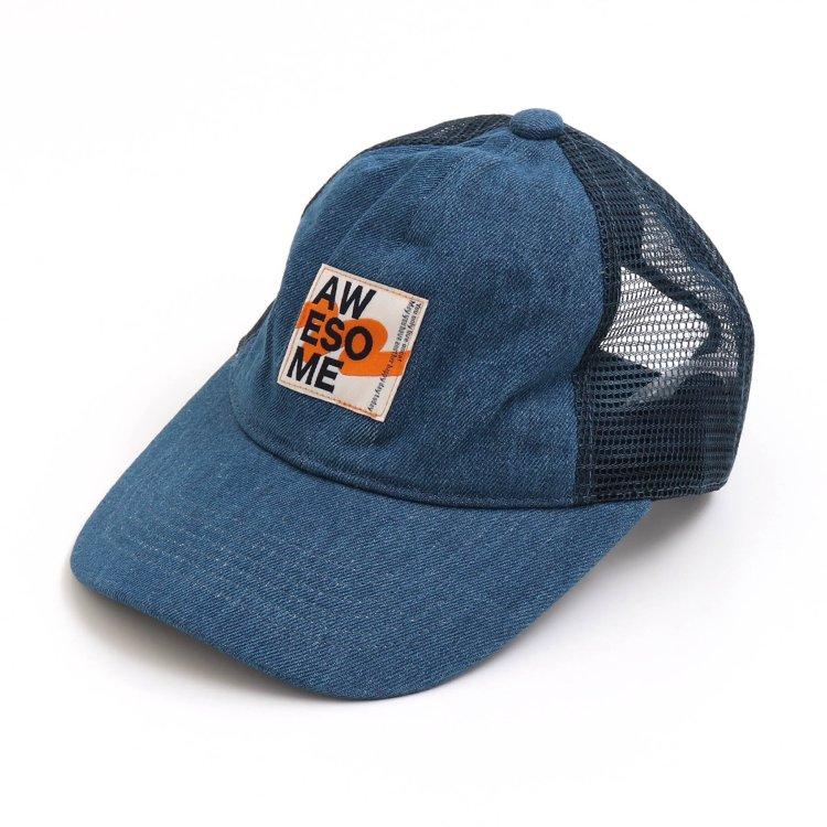 メッシュ 帽子