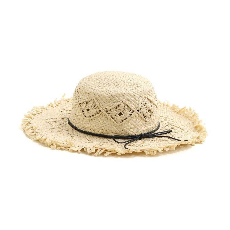 フリンジ 帽子
