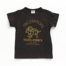 3色3柄恐竜Tシャツ