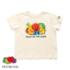 Fruit of the loom(フルーツオブザルーム)×アーティスト アイコンT