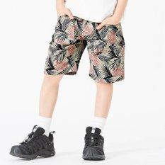もっとスズシー3柄パンツ 5分丈