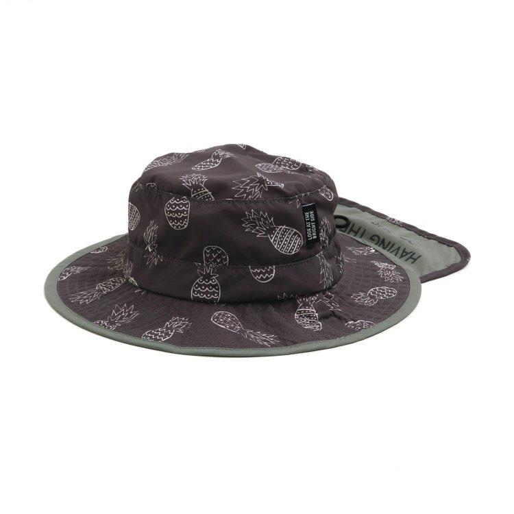 パイナップル 帽子