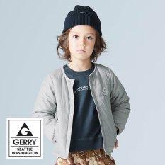 GERRY(ジェリー)キルトジャケット_ウォッシャブル