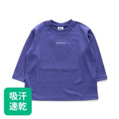 ボックスロゴTシャツ_吸水速乾