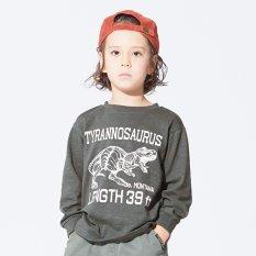 恐竜3柄Tシャツ