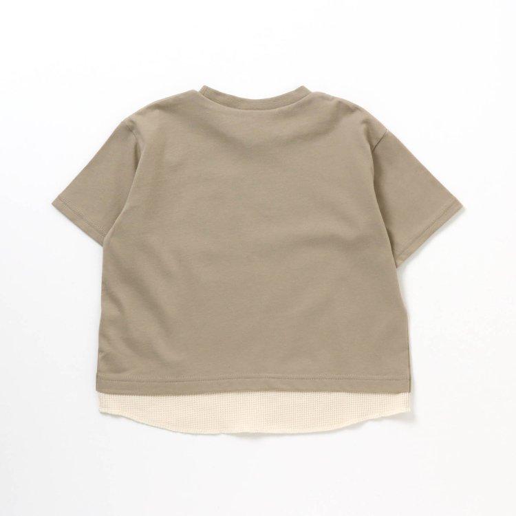レイヤード Tシャツ
