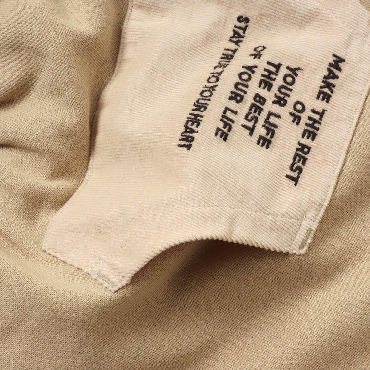 コットン 長袖