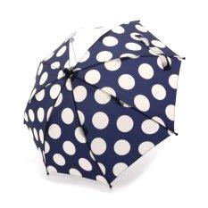 ドット総柄窓付き傘