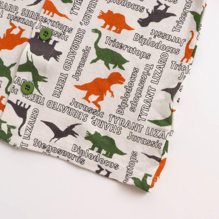 恐竜 半袖