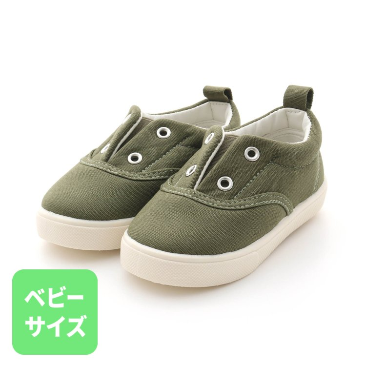 キャンバス 靴