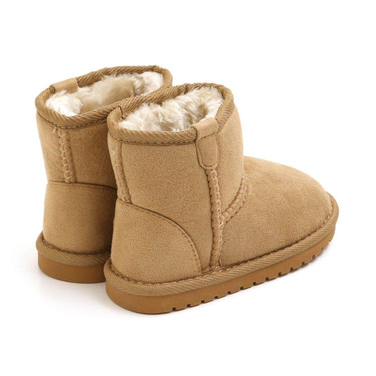 合成皮革 靴