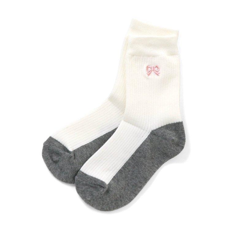 靴下 刺繍