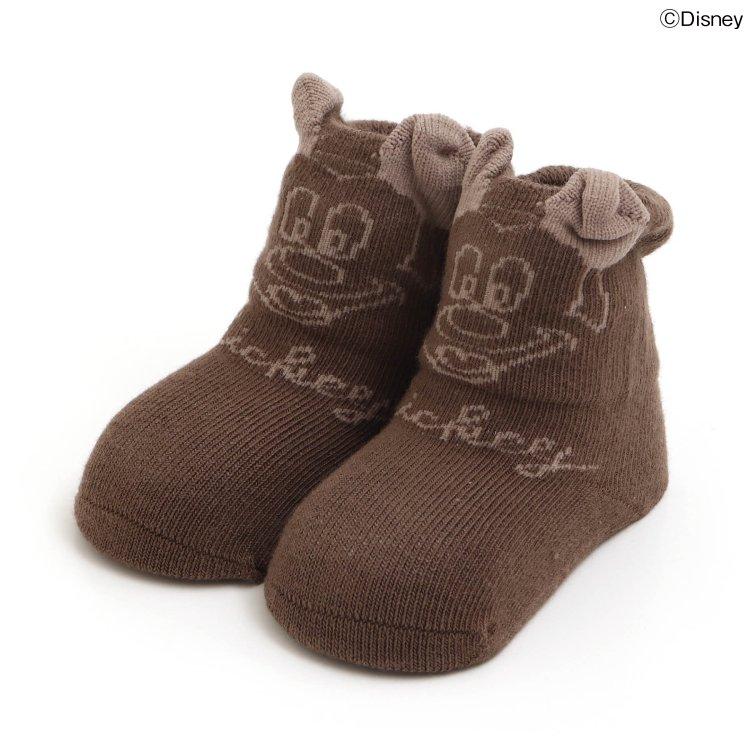 ミッキー 靴下