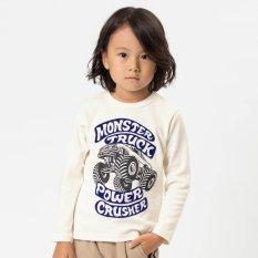 MONSTERTRUCKプリントTシャツ