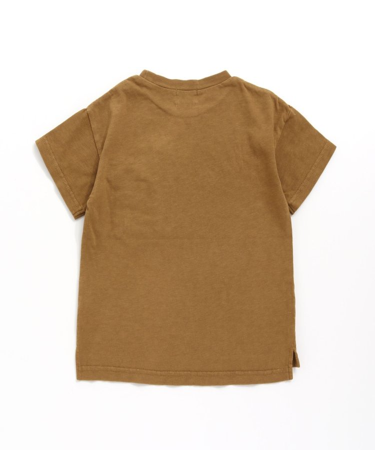 ラウンドネック Tシャツ