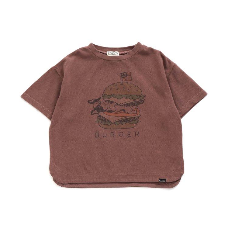 ハンバーグ Tシャツ