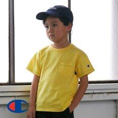 Champion(チャンピオン) ポケットTシャツ