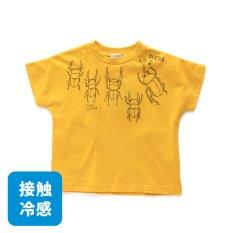 昆虫Tシャツ_接触冷感