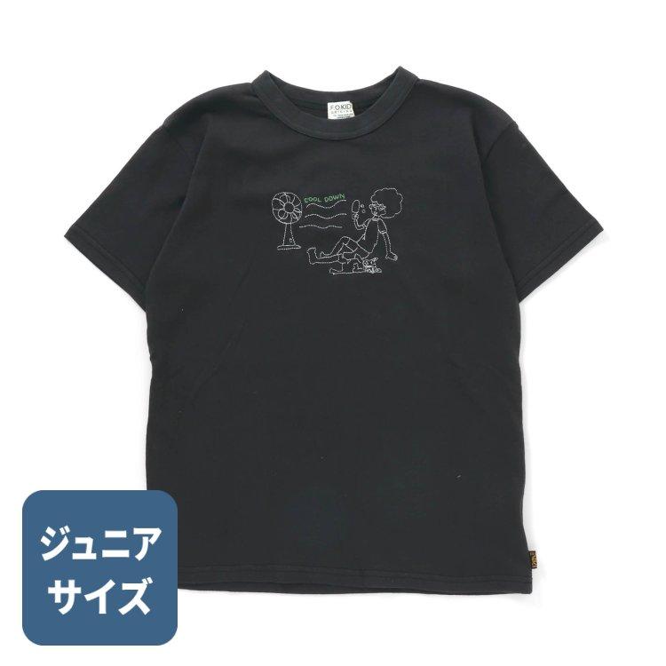 接触冷感 Tシャツ