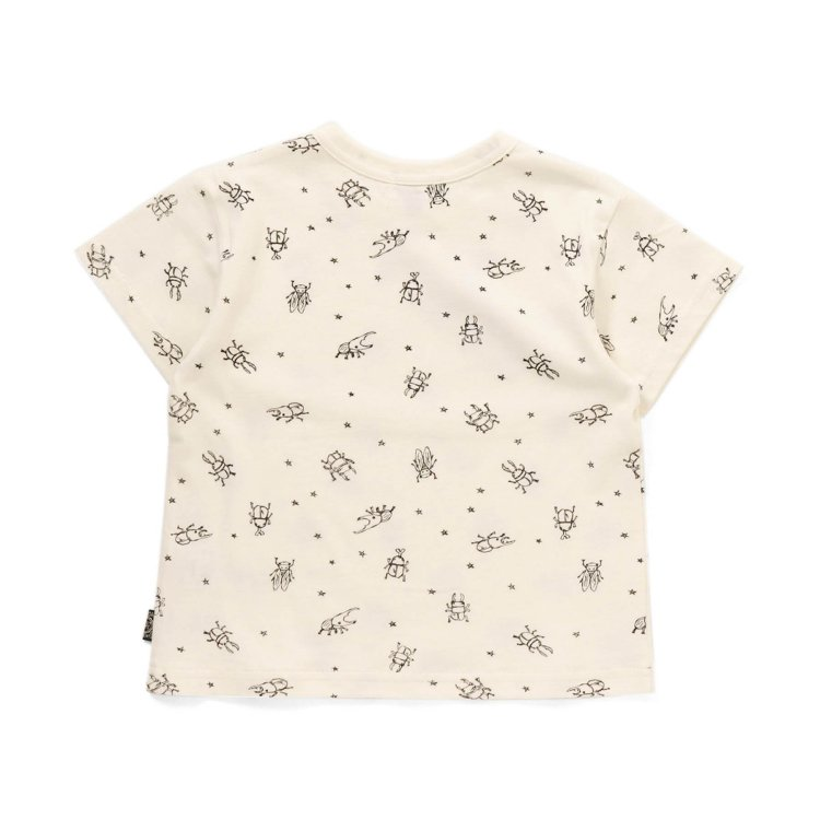 総柄 Tシャツ