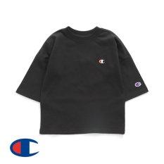 Champion(チャンピオン)  Back logo Tシャツ_7分袖