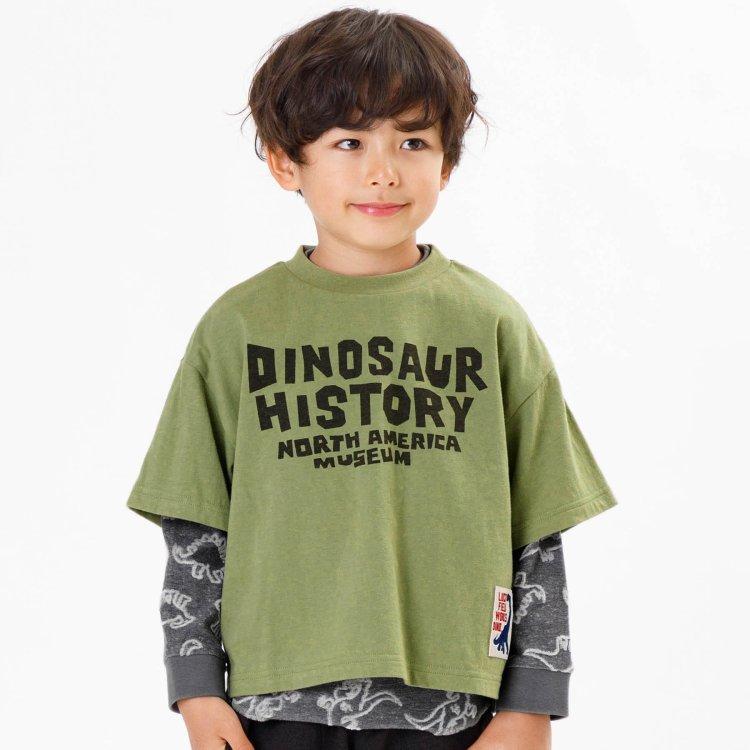 恐竜 シャツ