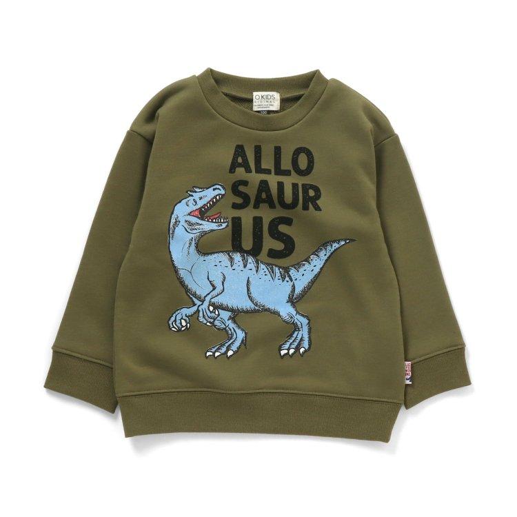 恐竜 長袖