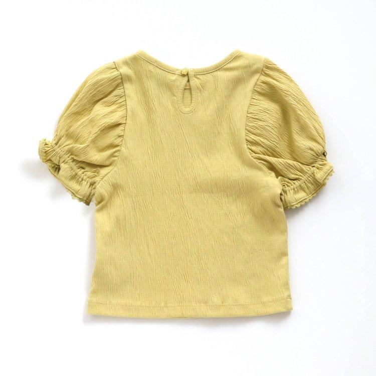 ボリューム袖 Tシャツ