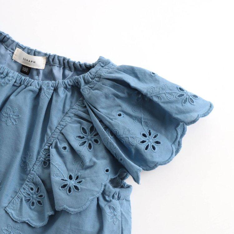 刺繍 半袖