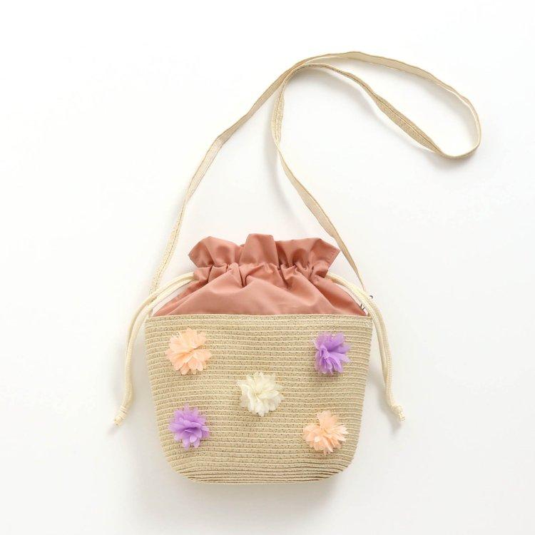 花 ショートパンツ