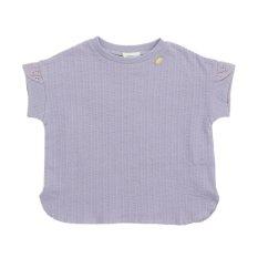 チューリップ袖Tシャツ