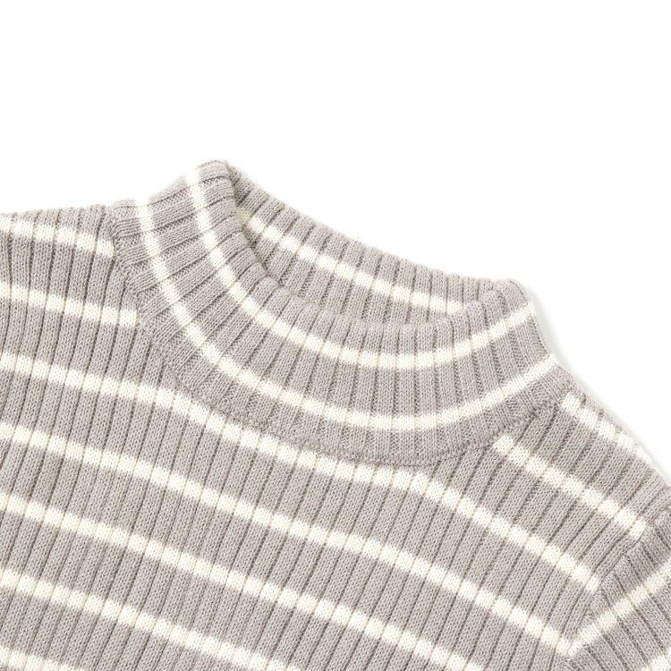 ハイネック セーター