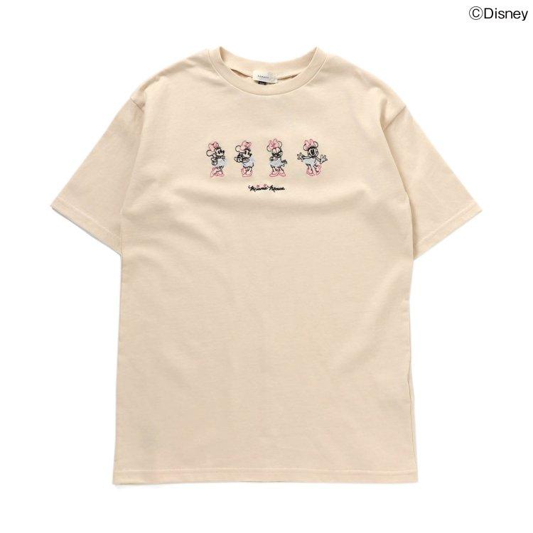 ロングtシャツ ワンピース