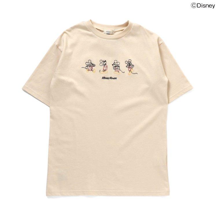 ディズニー 刺繍